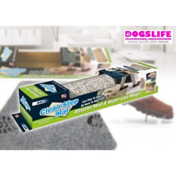 Super Clean Mat - Tiszta Mancs  Csodalábtörlő / Mikroszálas csodalábtörlő kutyásoknak és mindenki másnak