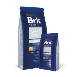 Brit Premium Light 3kg Száraztáp Túlsúlyos, Elhízásra Hajlamos Kutyáknak
