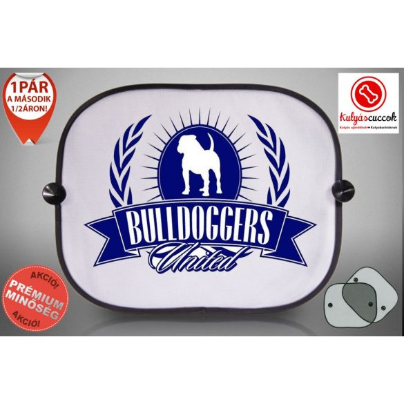 Autós Napellenző - Bulldoggers United