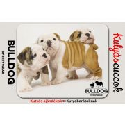 Bulldogos Egérpad - Bulldog Streetwear Angol Bulldog 2.