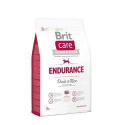 Brit Care Hypoallergenic Száraztáp Endurance Duck&Rice 3kg