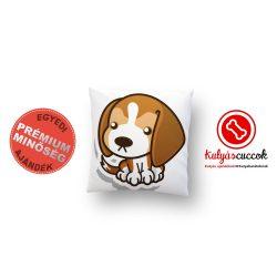 Beagle Kutyás Párna - Beagle Cartoon 40x40cm
