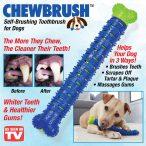 ChewBrush Fogkefe Kutyáknak - Fájdalommentes Fogápoló Játék  Plakk eltávolítás  - A MÁSODIK FÉLÁRON - RAKTÁRRÓL!