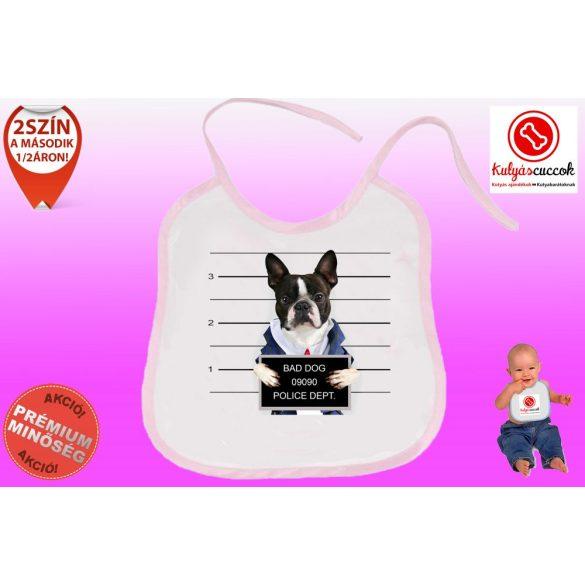 Előke - Bulldog Streetwear Bad Dog Police