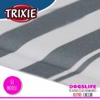 Trixie Stripy Hűsítő zselés matrac 40x50 cm-es Csíkos (hűsítő matrac/hűtőmatrac/hűtőtakaró/hűtőpléd)