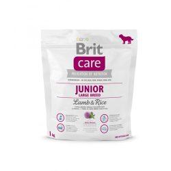 Brit Care Hypoallergenic Száraztáp Junior Large Breed Lamb&Rice 1kg Bárányos Rizses Hypoallergén
