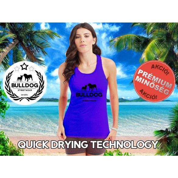 Bulldog Streetwear Női atléta - Bulldog Streetwear Klasszikus Logo  mintával