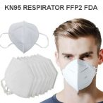 Egészségügyi Maszk, FFP2 (KN95)