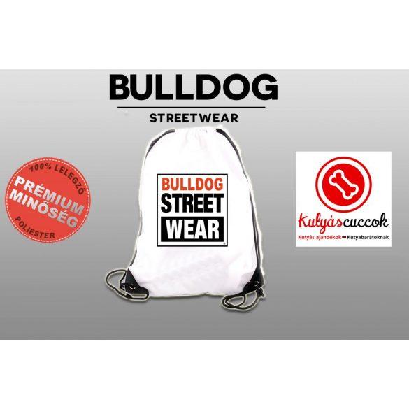Tornazsák - Bulldog Streetwear Vision Logo mintával
