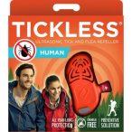 TickLess HUMAN Orange hordozható kullancsriasztó készülék emberek számára RAKTÁRON