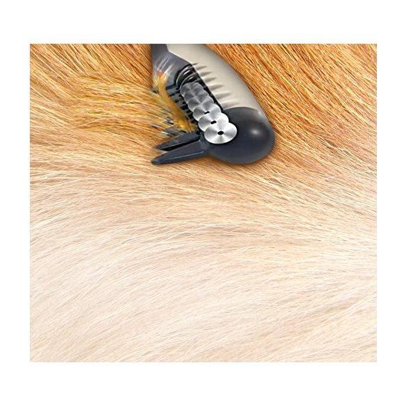 BLACK FRIDAY 1+1 - Knot Out Elektromos Szőrcsomó Eltávolító Vágófésű Kutyáknak RAKTÁRRÓL!