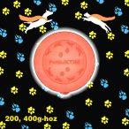PettBullPractic® Aromazáró Kupak (200g, 400g-os termékhez Ø 73mm)