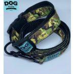 Dog Walking Apparel terepminta nyakörv és póráz szett