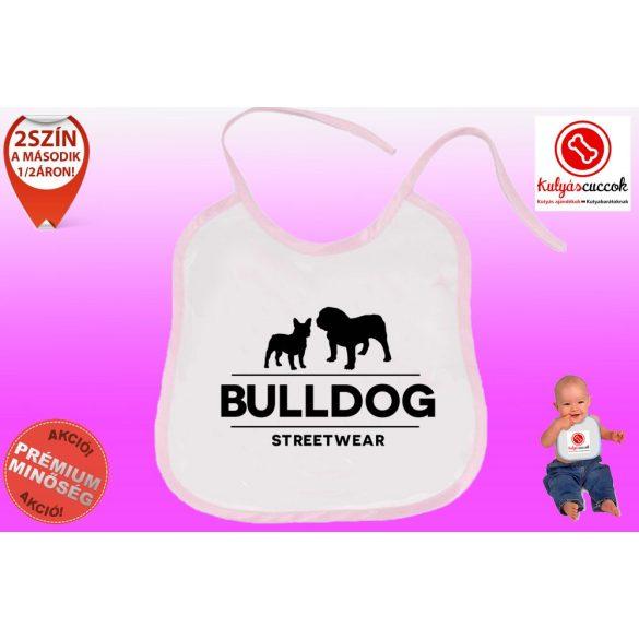 Előke - Bulldog Streetwear Klasszikus Logó