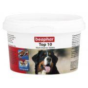 Beaphar TOP 10 Multivitamin Tabletták kutyáknak 180 db-os
