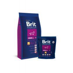 Brit Premium Senior Small Breed 1kg Száraztáp Idős Kistestű Kutyáknak