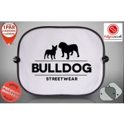 Autós Napellenző - Bulldog Streetwear Klasszikus Logo