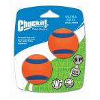 Chuckit! Ultra Ball Gumilabda - Az Elnyűhetetlen Labda - Small méretben 2darabos csomag