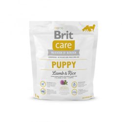 Brit Care Hypoallergenic Száraztáp Puppy All Breed Lamb&Rice 1kg Bárányos Rizses Hypoallergén