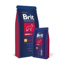 Brit Premium Senior Large Breed 3kg Száraztáp Idős Nagytestű Kutyáknak
