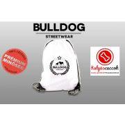 Tornazsák - Bulldog Streetwear Koszorús Logo mintával