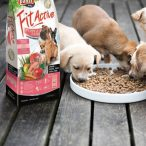 Panzi FitActive Puppy & Junior Hypoallergenic Lamb, Apple & Rice 2x15kg