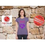 Mopsz Női Póló - Pug Lovers mintával Különböző színekben