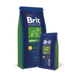 Brit Premium Senior Extra Large Breed 3kg Száraztáp Idős Óriás Testű Kutyáknak