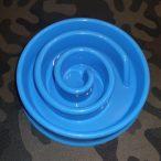 Slow Food Bowl - Evés Lassító Habzsolás Gátló Tál Körkörös - 20cm Egészséges Evés Kedvenced számára RAKTÁRRÓL!