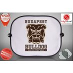 Autós Napellenző - Bulldog Streetwear Budapest Bulldog
