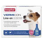 Beaphar Vermicon Bolha, Kullancs és Lepkeszúnyog elleni spot on kutyáknak / 15kg alatt