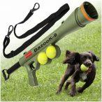 BazooK-9 Brutál labdakilövő játék kutyáknak
