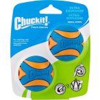 Chuckit! Ultra Squeaker Ball Gumilabda 2 db - Csipogó hanggal - Small méret
