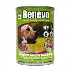 Benevo Duo vegán macska- és kutya nedvestáp 369 g