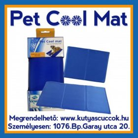 Pet Cool Mat Hűsítő Matracok