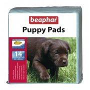Beaphar Super Absorbent Puppy Pads Gélmagos kutyapelenka 60x60cm  14db