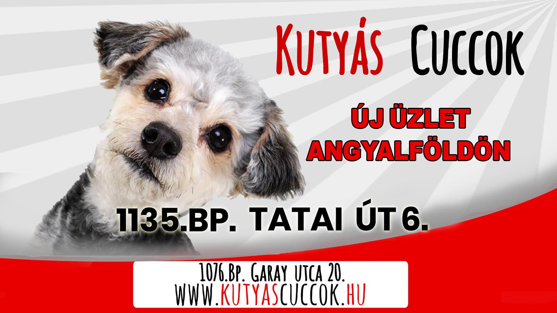 Kutyás Cuccok - Kutya Egészségbolt Angyalföld