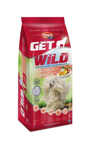 Panzi GetWild 15kg ADULT ACTIVE PLUS