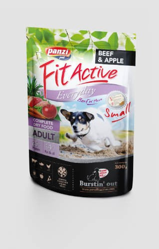 PanziPet FitActive DOG 300g Everyday Small