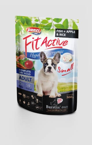 PanziPet FitActive DOG 300g Hypoallergenic Small