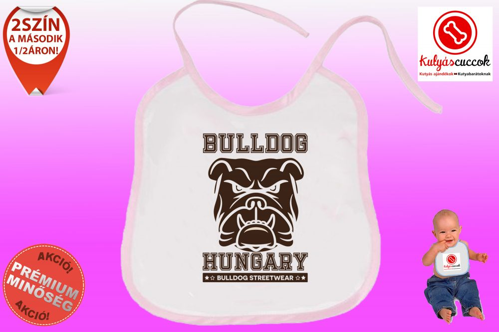 Előke - Bulldog Streetwear Bulldog Hungary