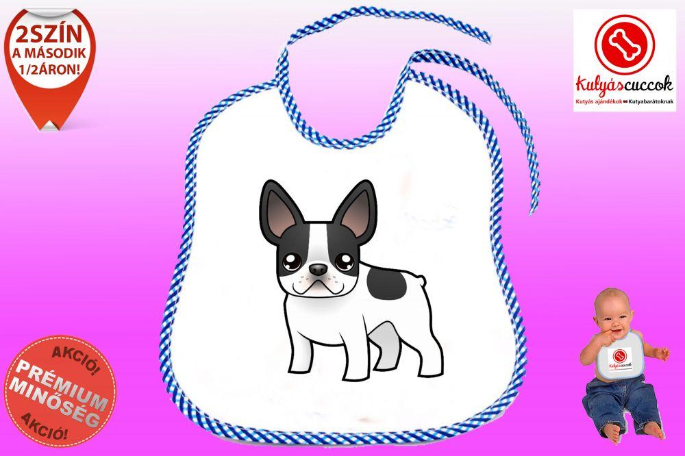 Előke - Bulldog Streetwear Francia Bulldog Cartoon