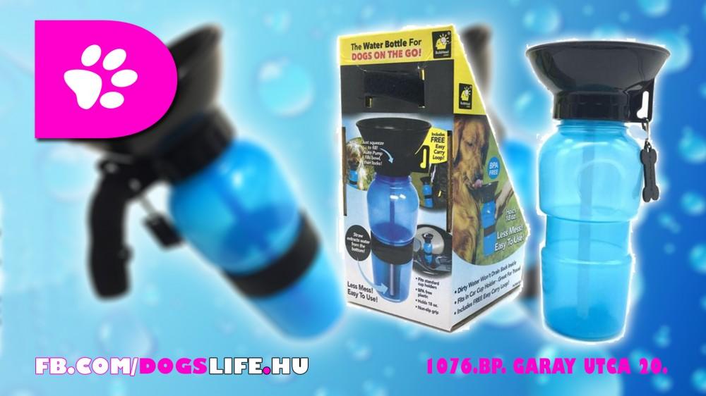 Aqua Dog - Kutyakulacs kutyáknak RAKTÁRRÓL!