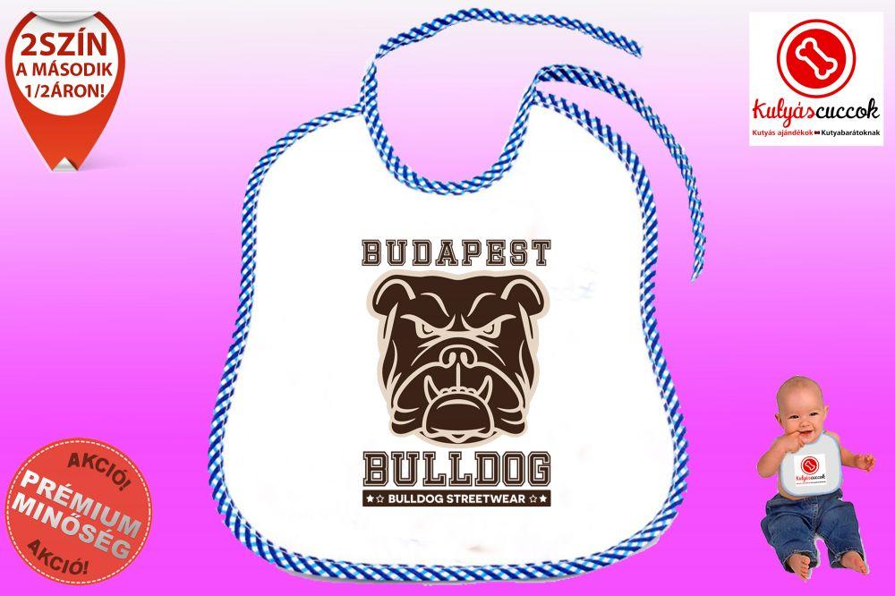 Előke - Bulldog Streetwear Budapest Bulldog