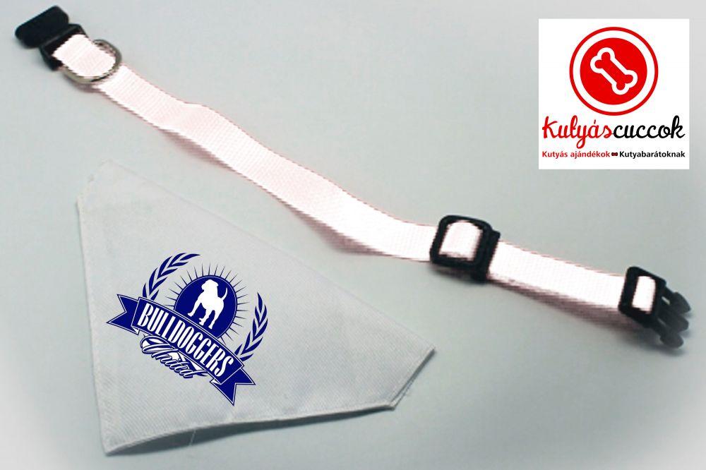 Kutyakendő - Bulldoggers United felirattal