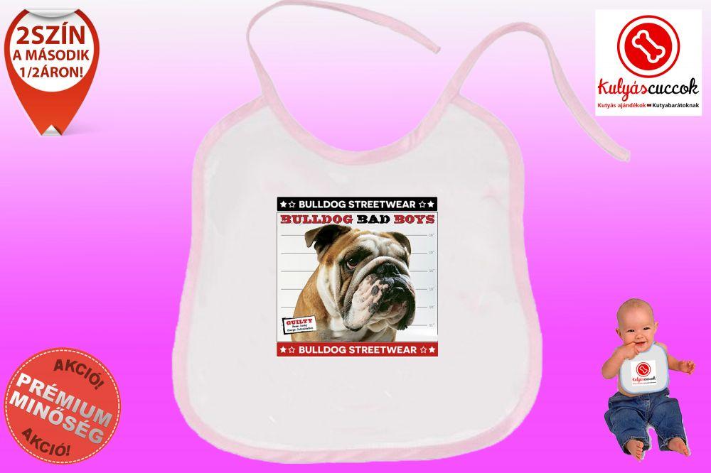 Előke - Bulldog Streetwear Bad Boys Lucky Bulldog